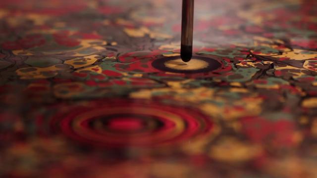 Seyit UYGUR – Ebru Artist