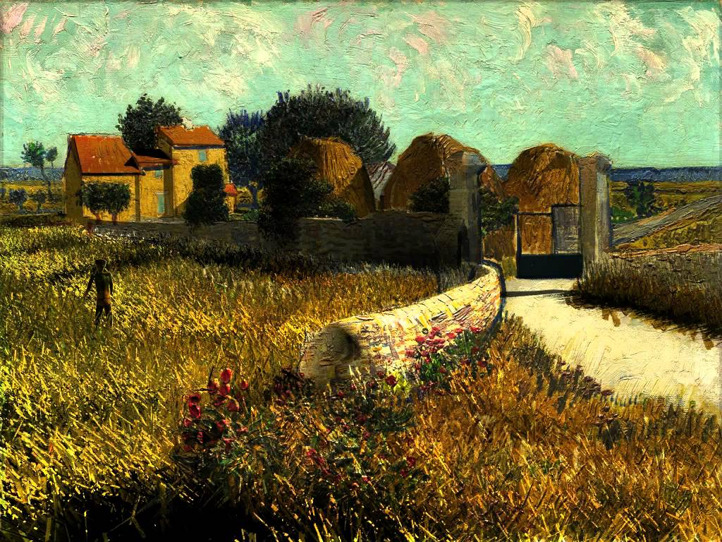 Van Gogh Shadow