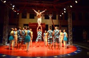 Circo, Arte Educação e Cidadania - Espetáculo Abracadabra