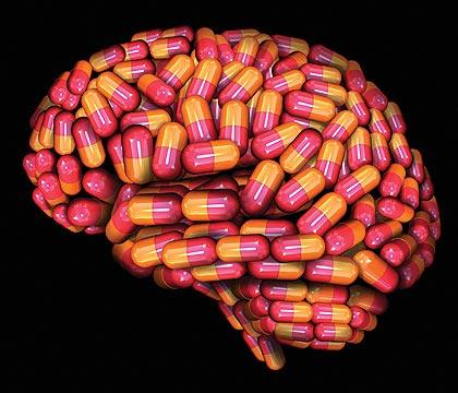 Arte, aspirinas e urubus