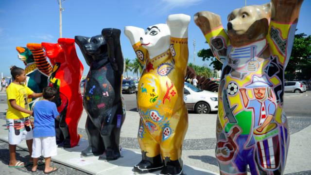 A Arte da Tolerância – Rio de Janeiro