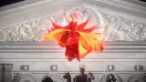 Teatro Bolshoi, arte e imagem.