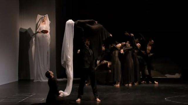 Pina Bausch: Orpheus & Eurydice