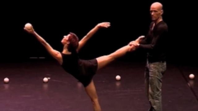 Dança e Malabarismo
