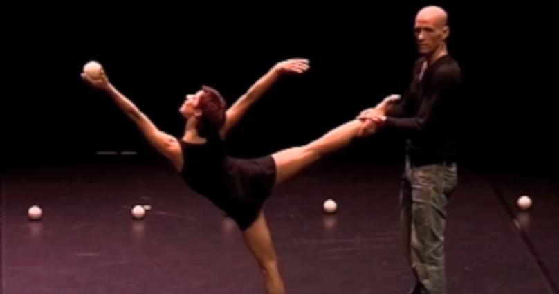 Danca e Malabarismo