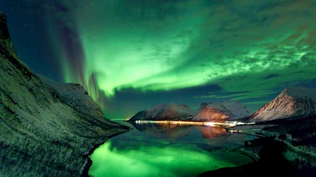 Aurora Borealis – Senja