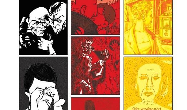 Exposição – Quadrinhos Autorais Alemães