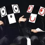 Logotipo do Grupo Teatro de formas animadas